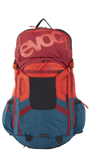 Evoc FR Trail Team Backpack 20 L petrol/red/ruby